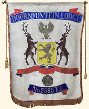 Doornfontein Lodge Banner