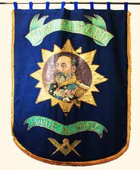 King Edward Lodge Banner