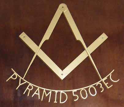 Pyramid Lodge Banner