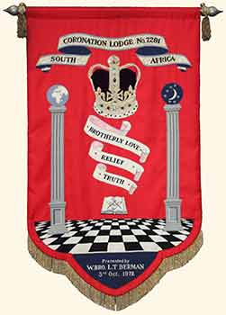 Coronation Lodge Banner
